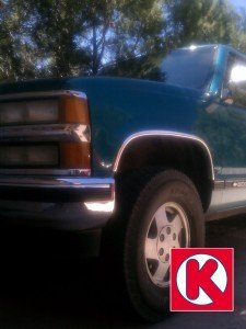 Circle K with Truck