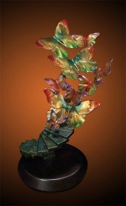 Free to Fly Limited Edition Bronze Sculpture