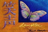 """Laughter Heals"" Limited Edition Fine Art Print Sherab Khandro"