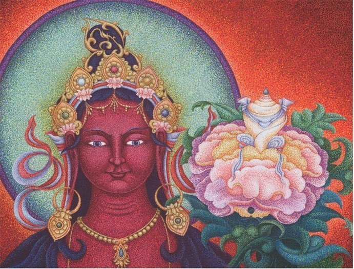 Red Tara: Tara of the Bodhichitta