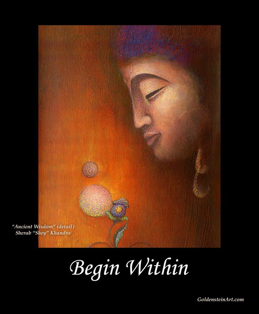 """Meditation & Mindfulness - Keeping it Simple"" with Shey Khandro"