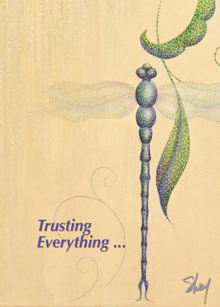 Greeting Cards - Trust Everything