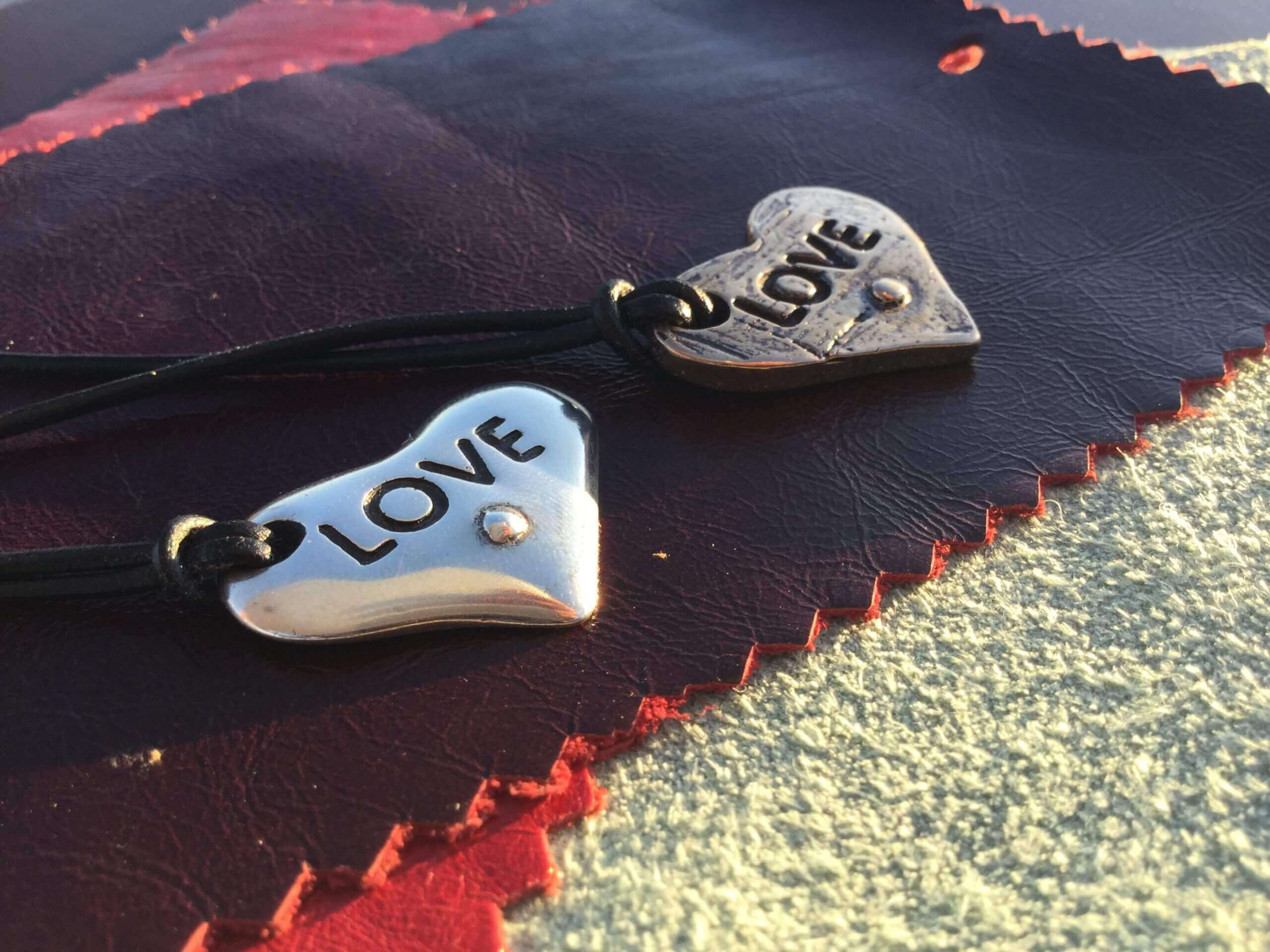 Shey Khandro Love necklaces