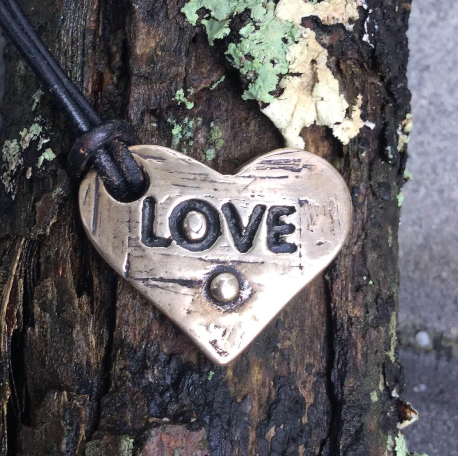 Shey Khandro Love Pendant