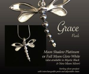 NEW!  Pearls for Beauty & Grace