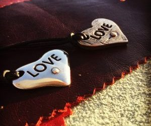 Touchstone LOVE Pendants … Peace in Every Step