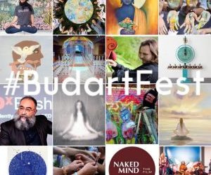 BUDART Festival 2017!  An International festival of Meditative Arts, Music and Infinite Love